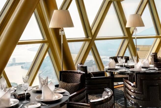 Robuchon Au Dome Restaurant