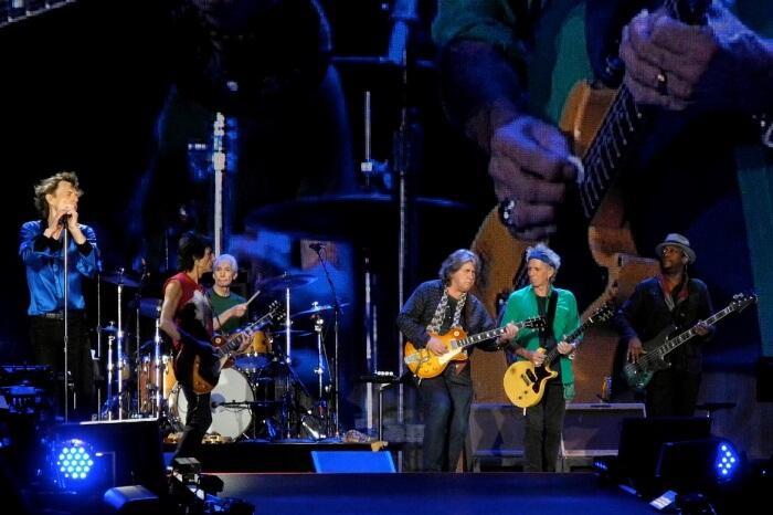 Rolling Stones- No Filter Tour
