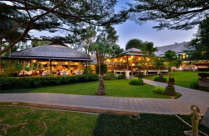 Resort & Spa view