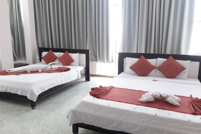 Saigon – PT Hotel