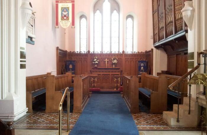 Saint Columba's House