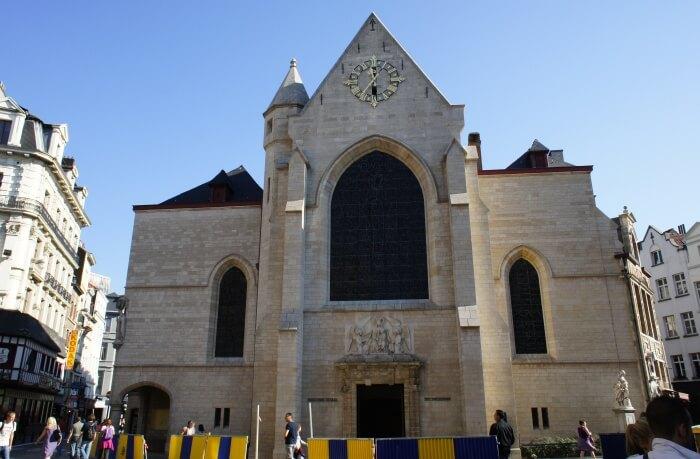 Saint-Nicholas-Church