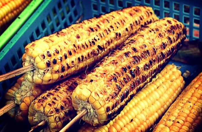 Corn view
