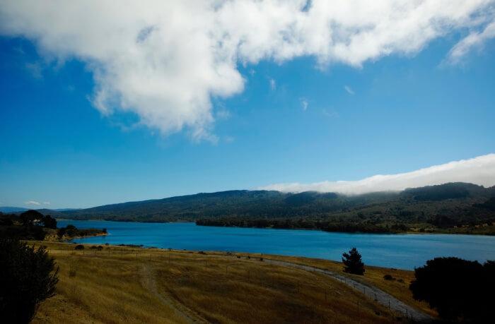 San Andreas Lake