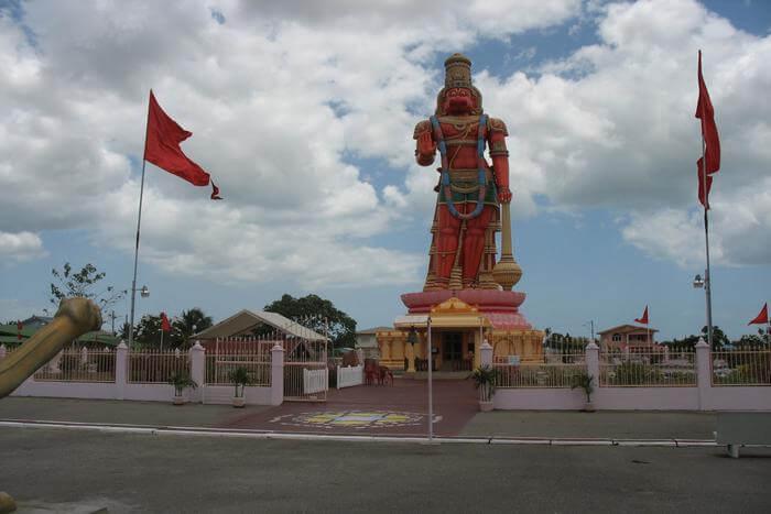 Sanatan Dharam Hanuman Mandir