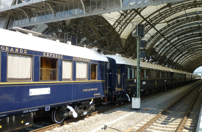 Amazing train