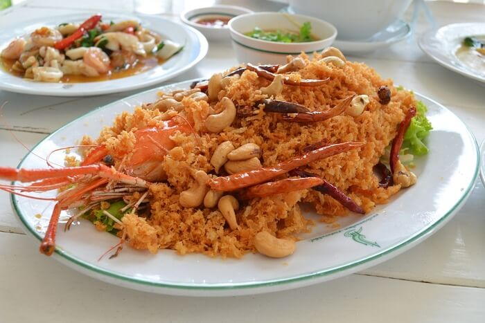 Spicy Seafood