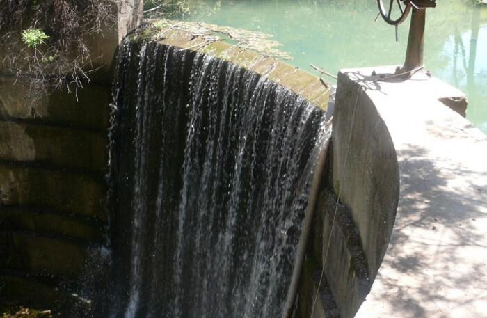 Seven Springs Waterfall