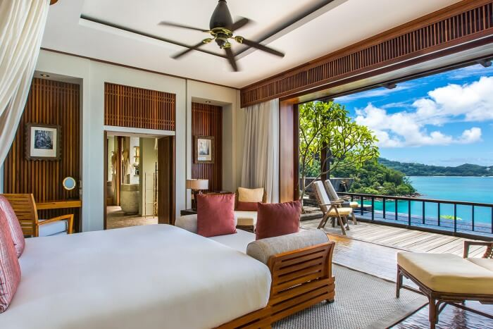 Seychelles Honeymoon Hotels