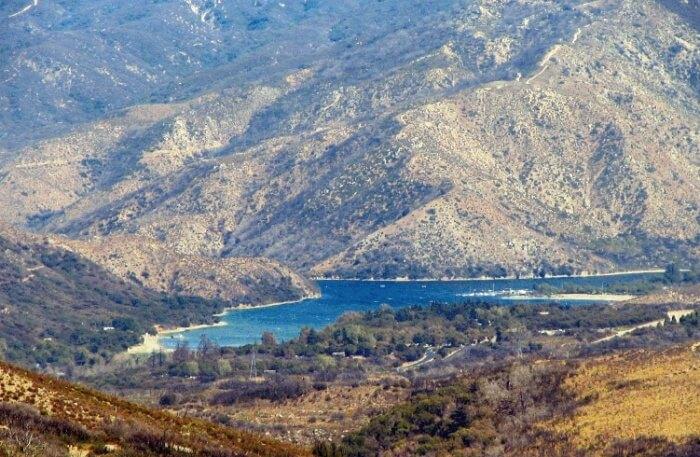 best fishing lakes in Los Angeles
