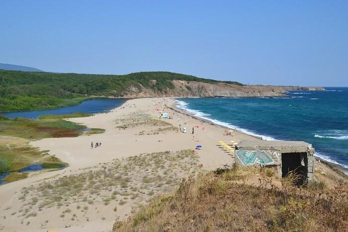 Sinemorets Veleka Beach