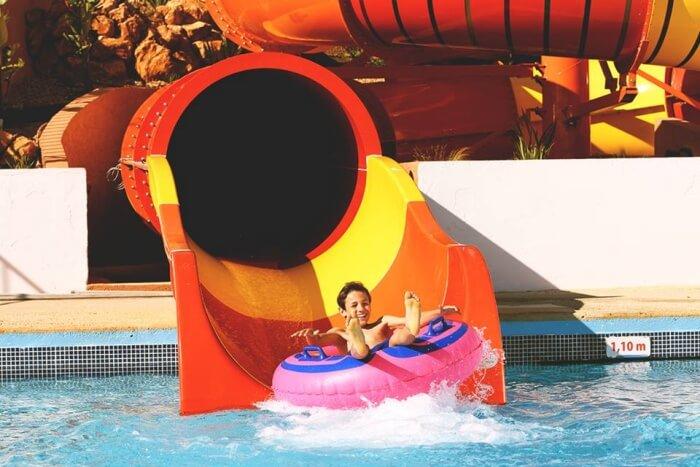 Slide and Splash