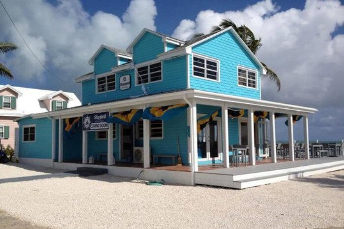 Spanish Wells Museum in Bahamas