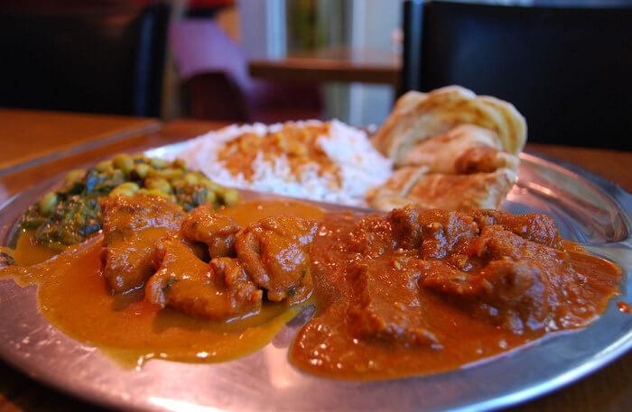 Delicious Spice Hut Tandoori