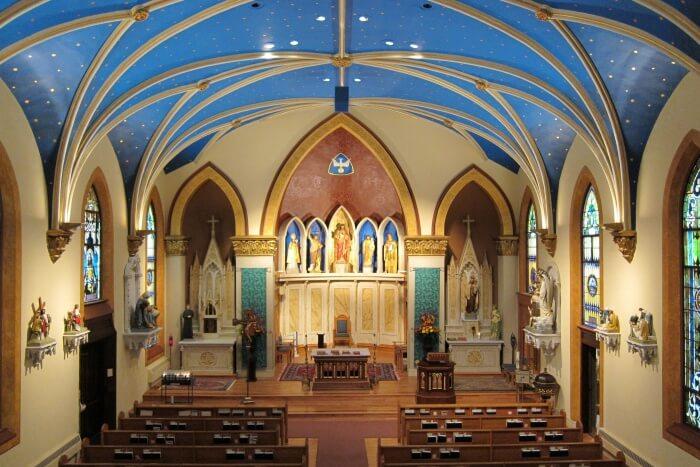 St John The Baptist Catholic Church