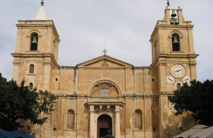 St. John's Co-Cathedral