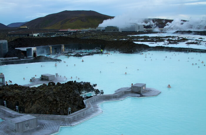 Swim in the Blue Lagoon Island