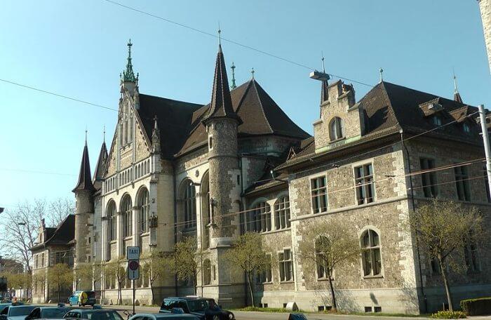 Swiss National Museum Zurich