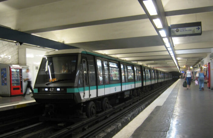 Take the subways