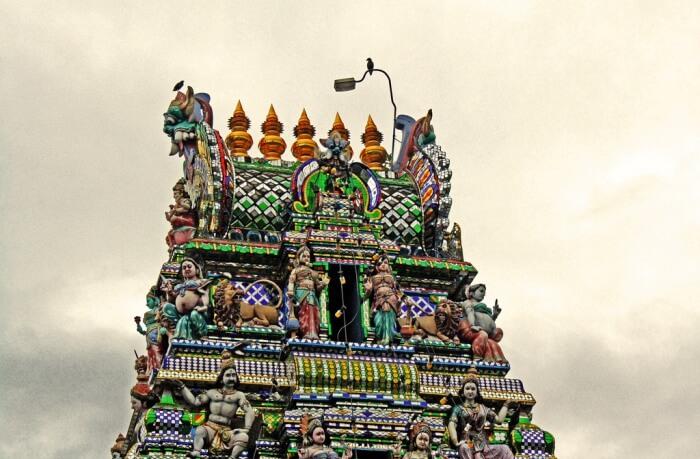 Tebrau Glass Temple