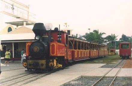 The Bally Hooley Station