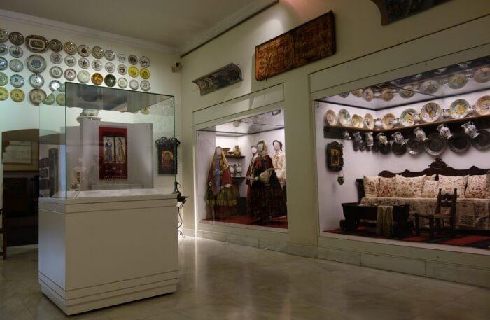 The Benaki Museum in Athens