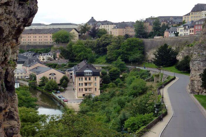Bock casemates, Luxembourg
