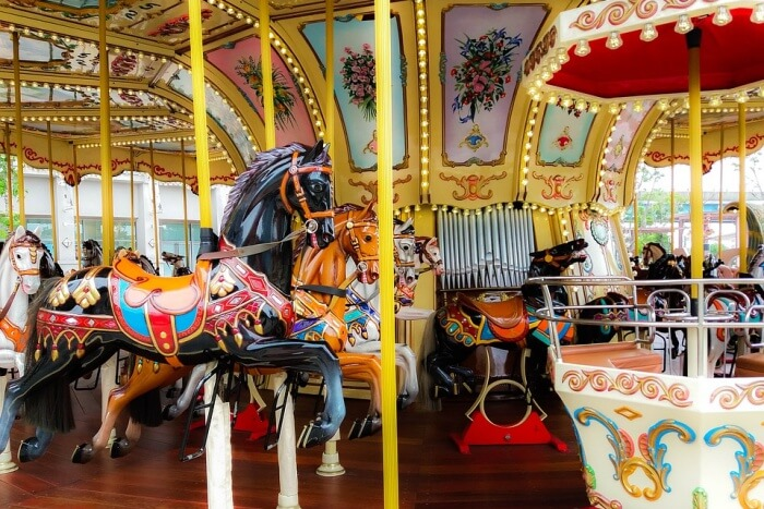 The Carousel at National Harbor