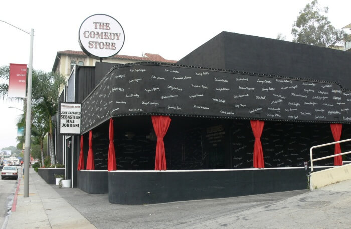 The Comedy Store in Los Angeles