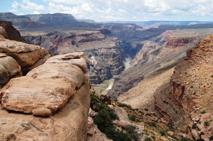 The Grand Canyon Loop