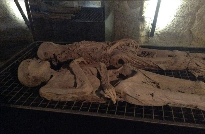 The Mummies of Ferentillo in Umbria