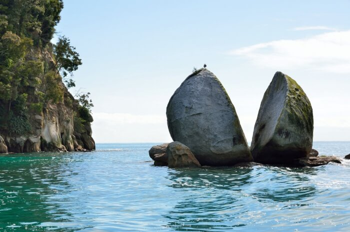 The Nelson and Abel Tasman National Park