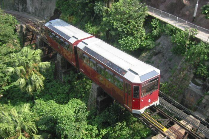 The Peak Tram & Hong Kong Island Tour
