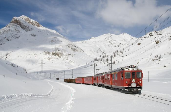 The Pre-alpine express