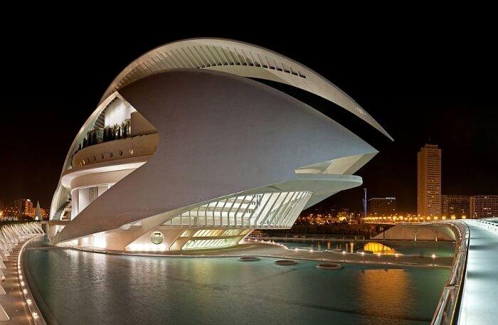 National Art Centre in Madrid