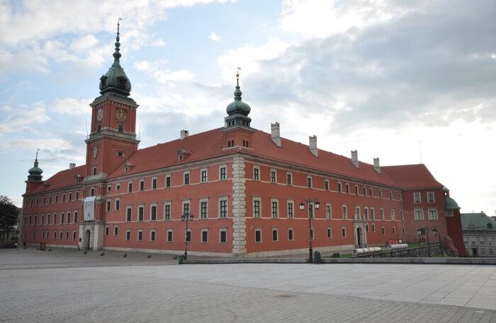 The Royal Castle