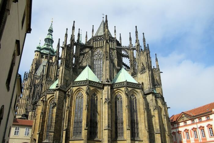 The St. Vitus Cathedral