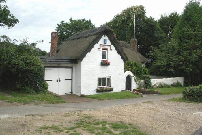 stone-built cottage