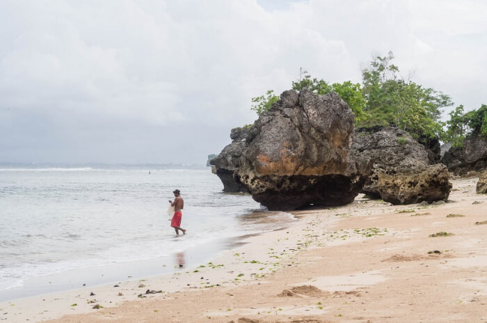 Tips For Padang Padang Beach