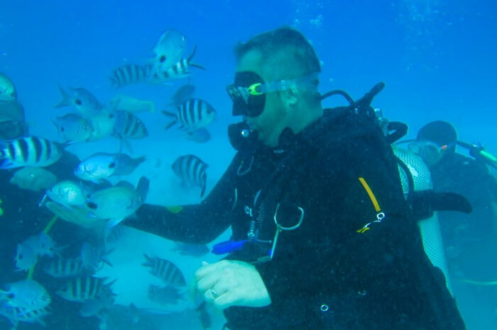 Tonton Diving Tour