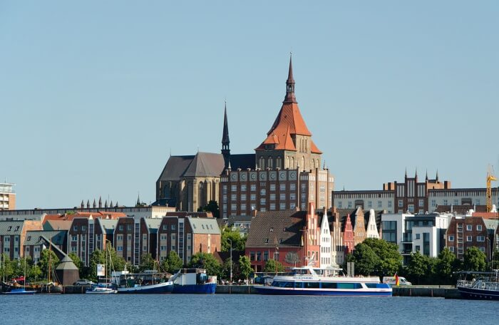 Tour Of Berlin From Rostock