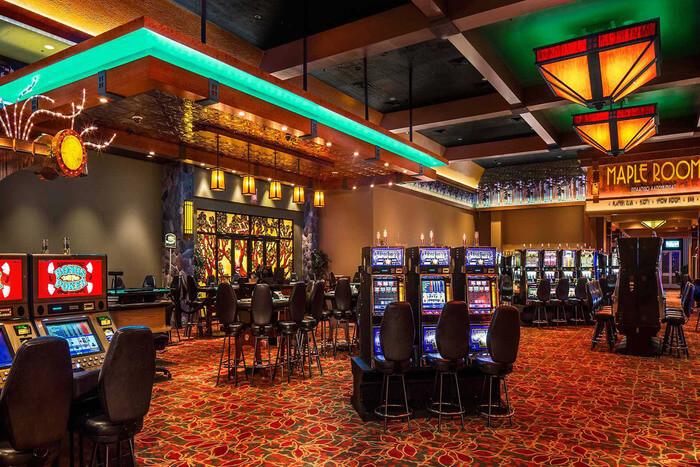 Twin Pine Casino in San Francisco