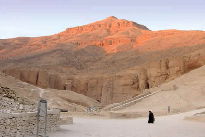 Beautiful Valley of the Kings