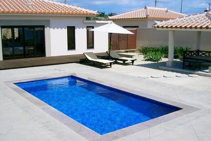 Swimming pool in Resort