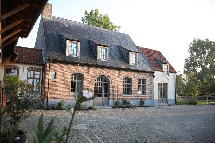 Villas in Belgium Cover