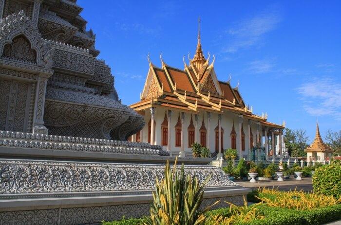 Visit The Royal Pagodas