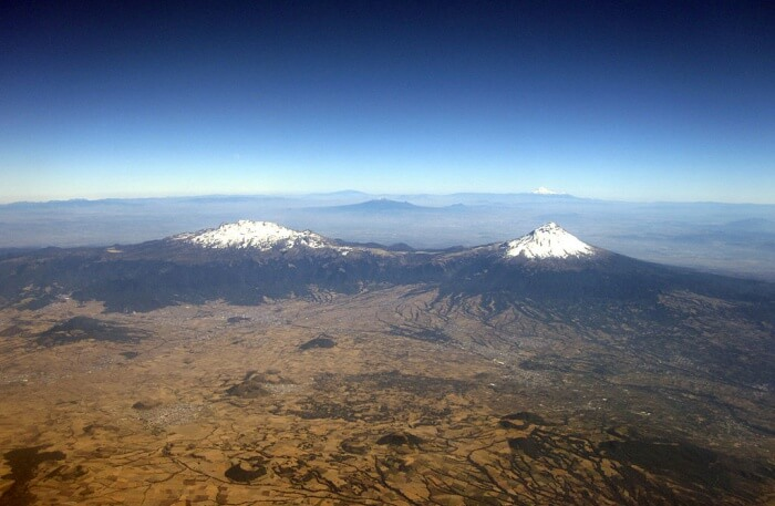 Volcano Hiking At Izta Popo National Park