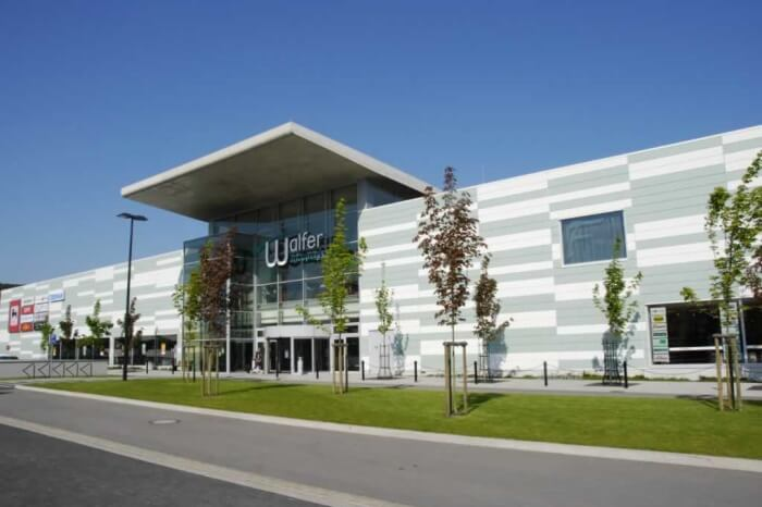 Walfer Shopping Centre