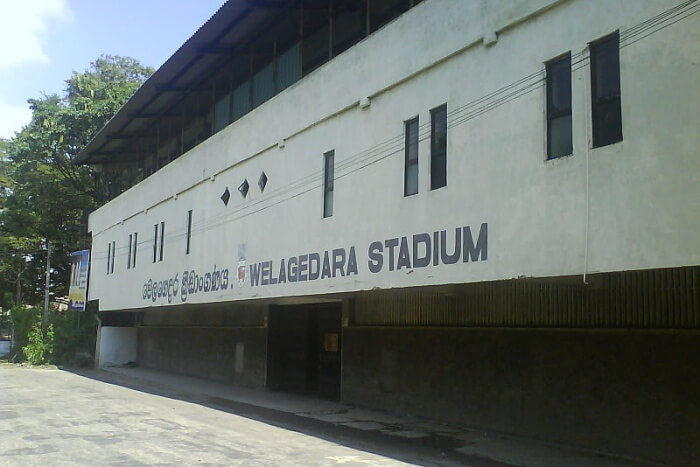 Welagedara Cricket Stadium