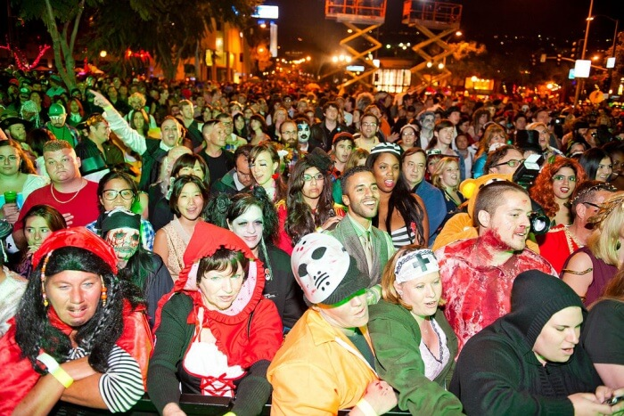 West Hollywood Halloween Carnival